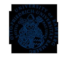 Otto-Friedrich-Universität Bamberg Logo
